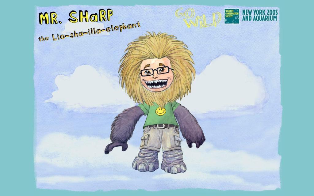 Here's the avatar I created.