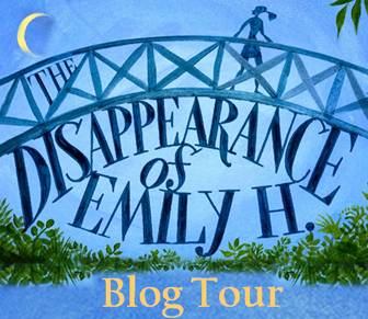 Disappearance of Emily H blog tour banner